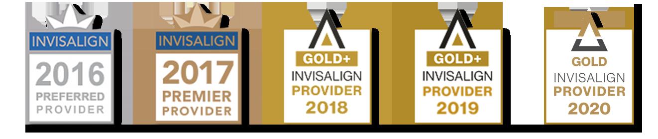 invisalign gold provider 2020